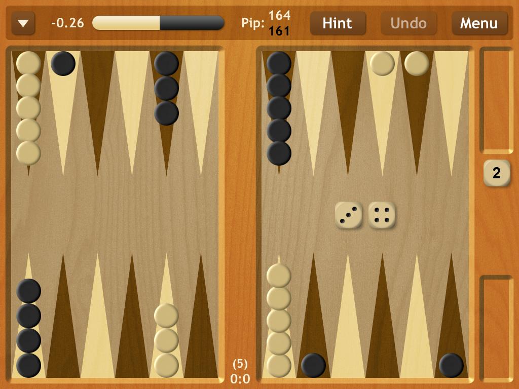 Backgammon App