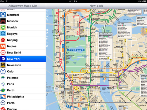 5 best subway apps for ipadipad app finders allsubway hd a cheap and decent applications that provides you with a database of subway maps for those important cities around the globe gumiabroncs Gallery
