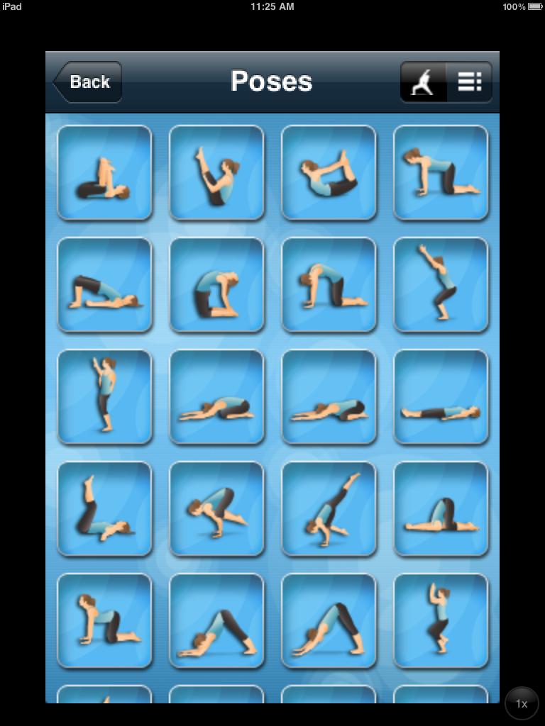 Pocket Yoga For IPadiPad App Finders