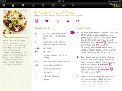 Veggie Love Cookbookipad App Finders