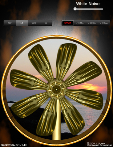 Sleep FaniPad App Finders