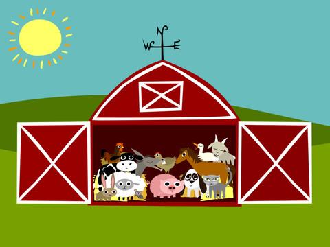 Peekaboo Barn For IPadiPad App Finders