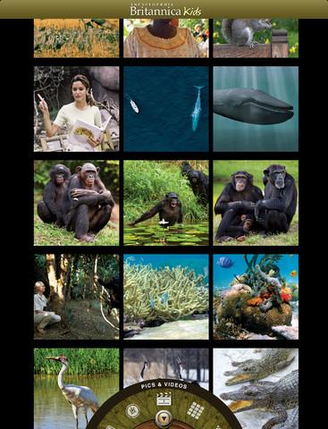 Britannica Kids: Endangered SpeciesiPad App Finders