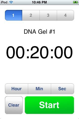 lab timer