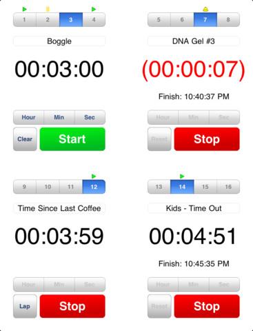 lap timer