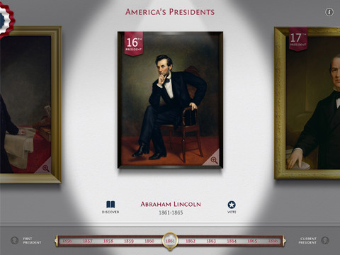 american's presidents