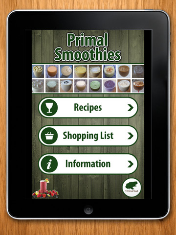 primal smoothies