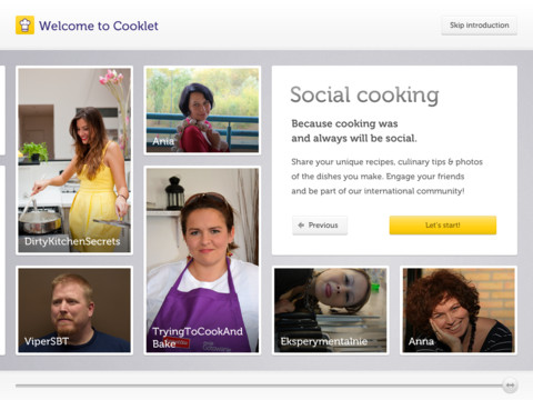 social cooking