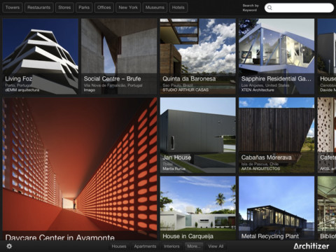 architizer app