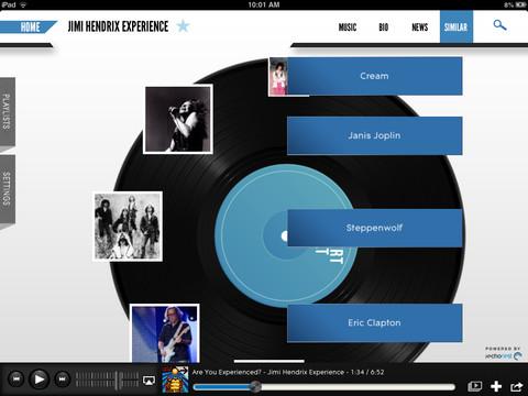 concert app