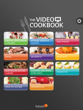 5 Awesome Video Cookbooks for iPad