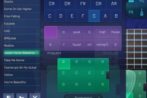 OMGuitar – Digital Guitar for iPad