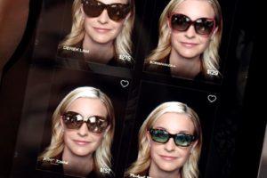 Glasses.com Augmented Reality App