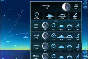 Night Sky 2 for iPad