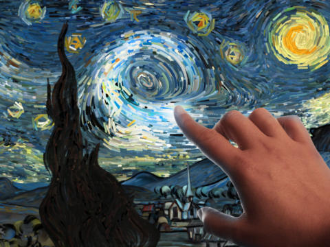 starry night app