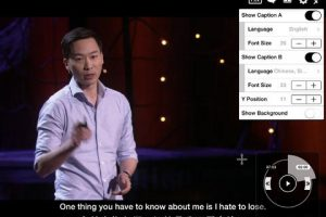 TEDiSUB: TED Videos on iPad
