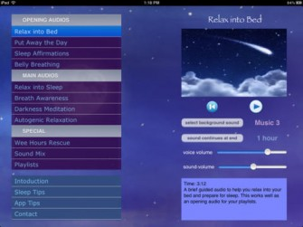 iSleep Easy for iPad