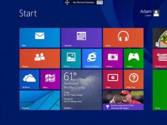 Microsoft Remote Desktop for iPad