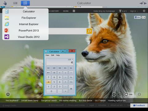 remote desktop app