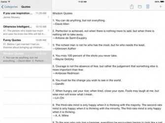 Smart Notes 3 for iPad