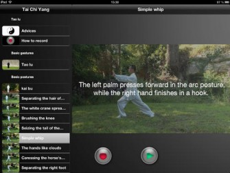Easy Tai Chi for iPad
