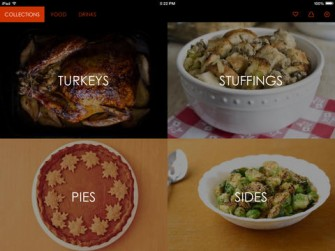 Thanksgiving Recipe Collections by Gojee