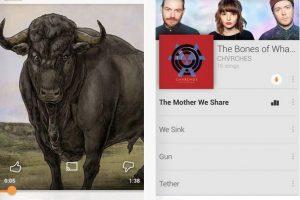 Google Play Music for iOS