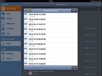 PDF PROvider for iPad