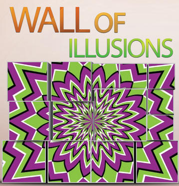 wall of illusio