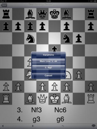 Chess Viewer: PGN Viewer for iPad