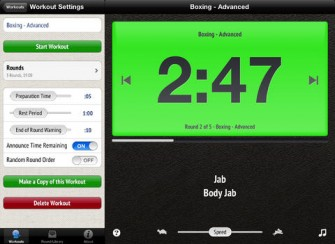 Fight Trainer for iPad & iPhone