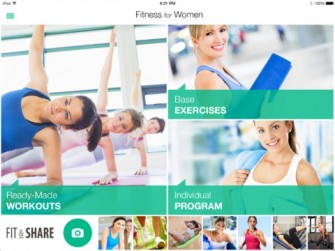 Fitness for Women for iPad