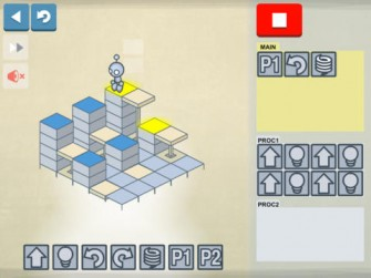 Light-bot for iPad: Programming Game for Kids