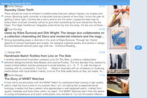 Sylfeed for iPad: RSS Feed Reader