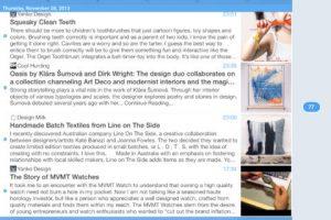 Sylfeed for iPad: RSS Feed Reader