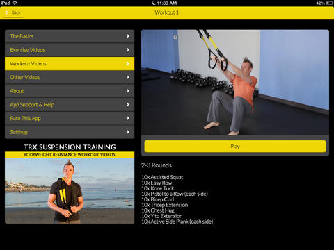 3 ipad apps for trx suspension training systemipad app finders trx suspension trainer another application that teaches you how to put your trx trainer to good use 53 different training videos are covered fandeluxe Images