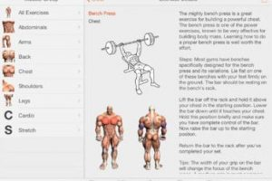 Fitness Point Pro for iPad