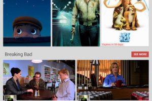 Google Play Movies & TV for iPad