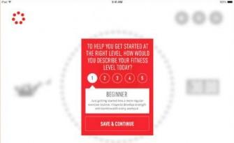 Johnson & Johnson 7 Minute Workout iPad App