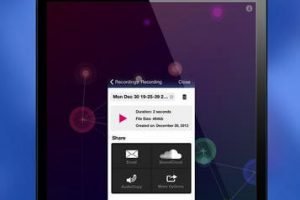 NodeBeat HD for iPad