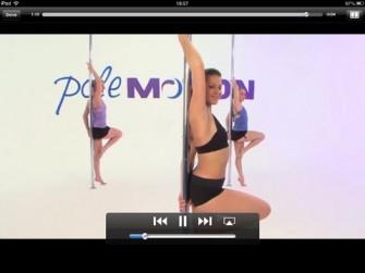 Pole Motion: Learn Pole Dancing iPad App