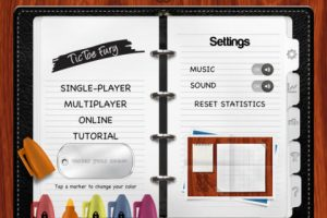 TicToe Fury for iPad