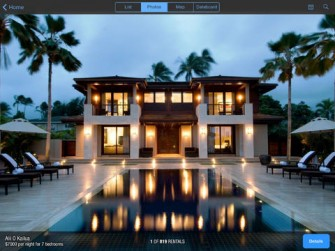 Dwellable Vacation Rentals for iOS