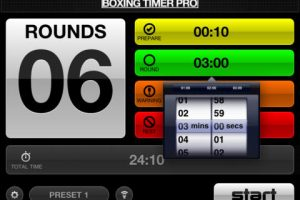 3 Boxing Training Apps for iPhone & iPad