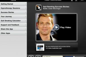 Quit Smoking with These 4 iPad Apps