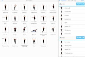 3 iPad Apps for Resistance Band Training