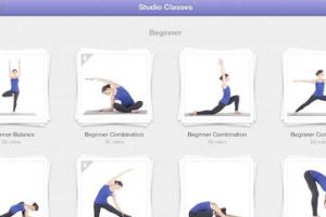 Yoga Studio for iPad
