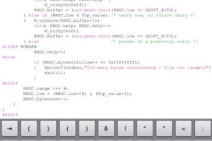 3 PHP IDEs for iPad