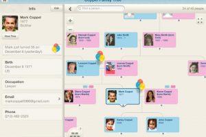 4 Family Tree Apps for iPad