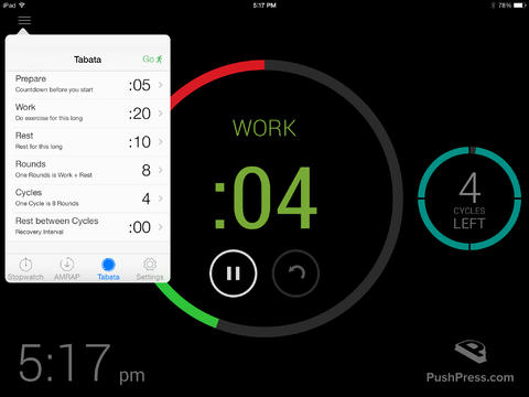 pushpress app